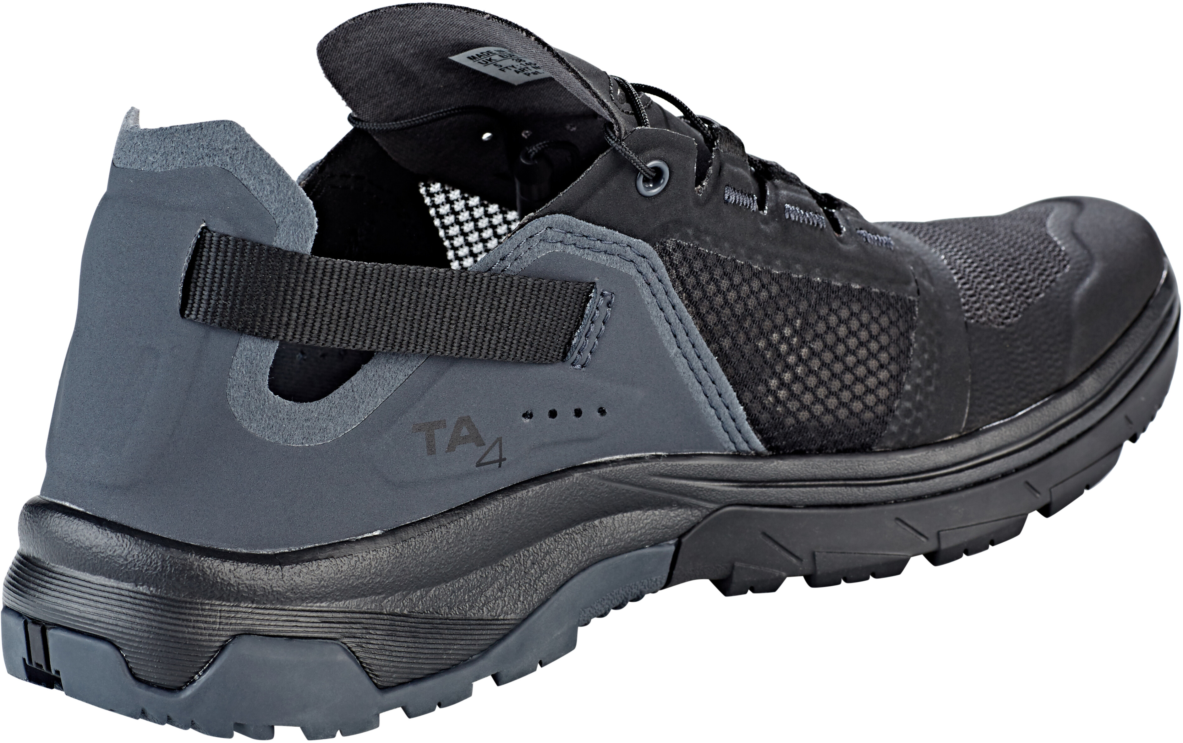 5e793513 Salomon Techamphibian 4 Shoes Women black/ebony/quiet shade | Gode ...